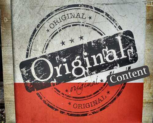 Kenapa Konten Original itu Penting untuk Blog?