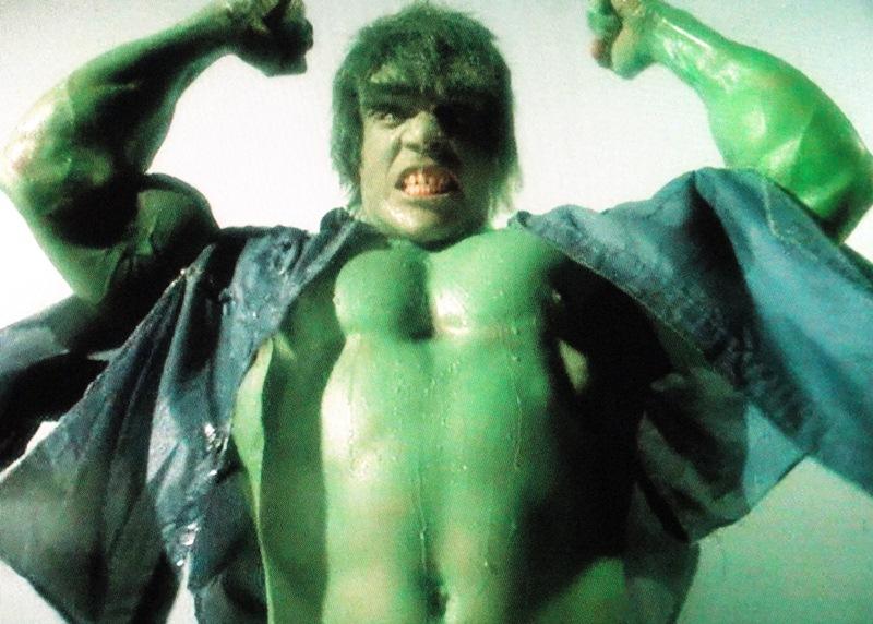 Bill Incredible 1977 Hulk