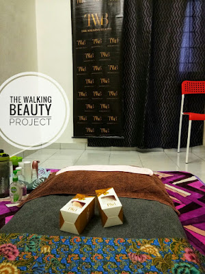 the walking beauty, twb, kursus spa, kursus kecantikan