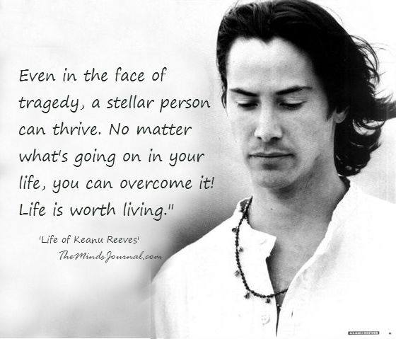 The World Best Quotes Life Of Keanu Reeves