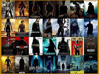 14 Desain Poster Film Hollywood Paling Mainstream