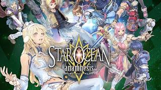 Star Ocean: Anamnesis - RPG top para celular já está disponível