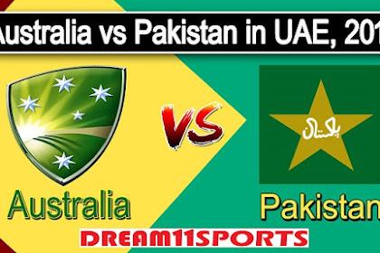 AUS vs PAK 3rd T20 Match Prediction Dream11 Australia vs Pakistan T20