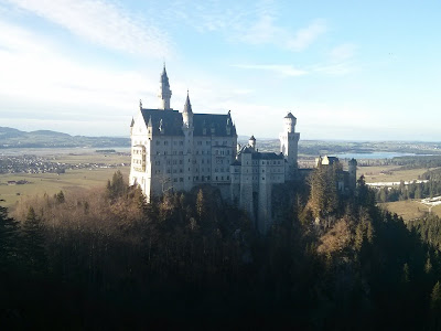 munich neuschwanstein castle