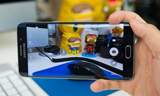kamera Samsung Galaxy S6 edge Plus