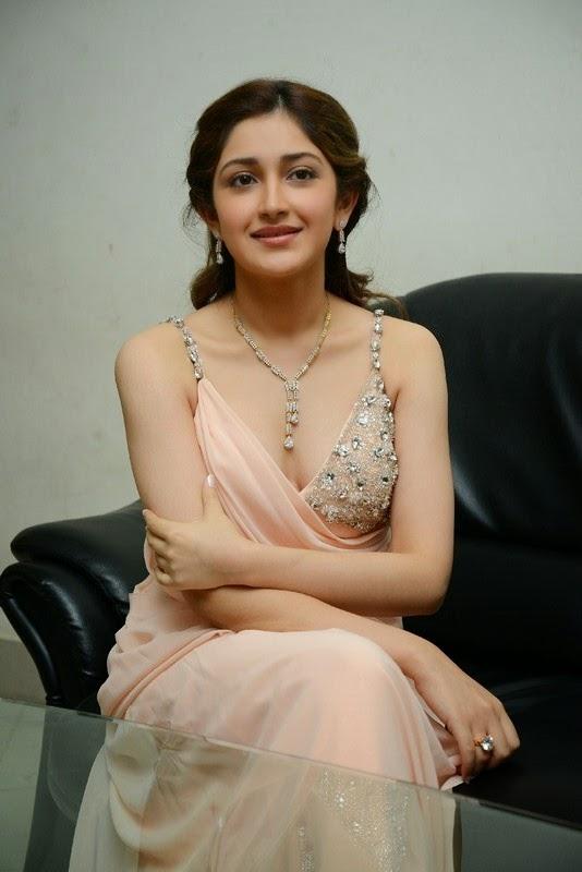 Sayesha Saigal at Akhil Movie Launch Photos