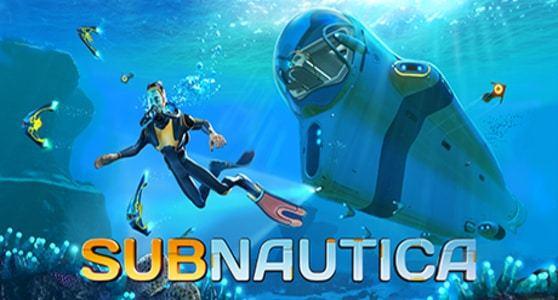 Subnautica PC (E)