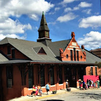 American Girl Doll Grace Thomas Train Experience_Woonsocket RI Depot_New England Fall Events