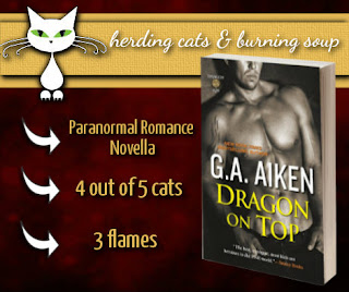 paranormal, romance, dragons, shifters, g.a. aiken, shelly laurenston