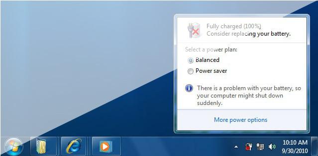 Penyebab Baterai Laptop Bertanda Silang Belajar Ilmu Komputer