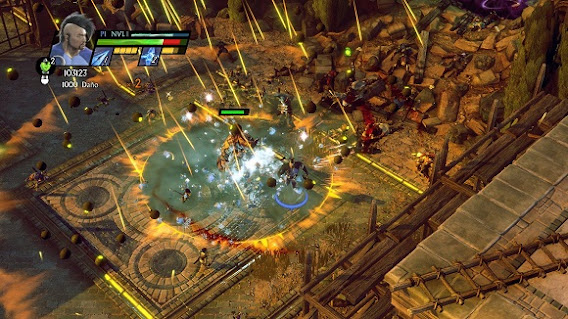 Sacred 3 ScreenShot 02