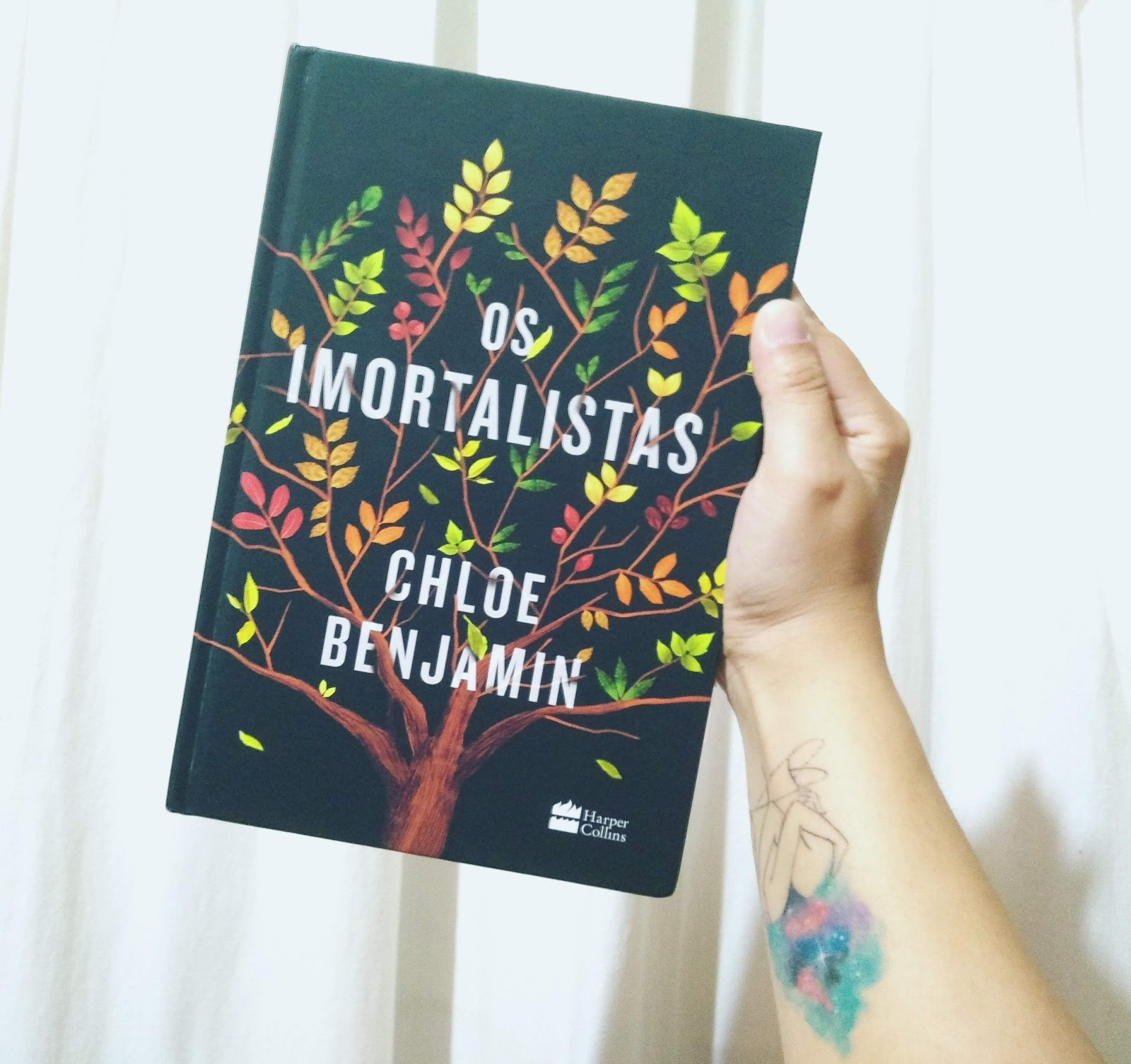 Resenha do livro Os Imortalistas da editora Harper Collins