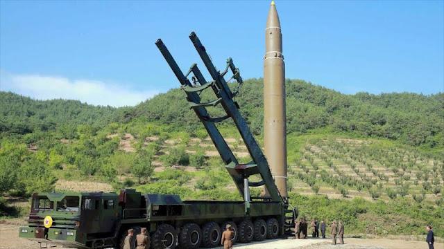 UE pide presionar a China para acabar con pruebas de Pyongyang