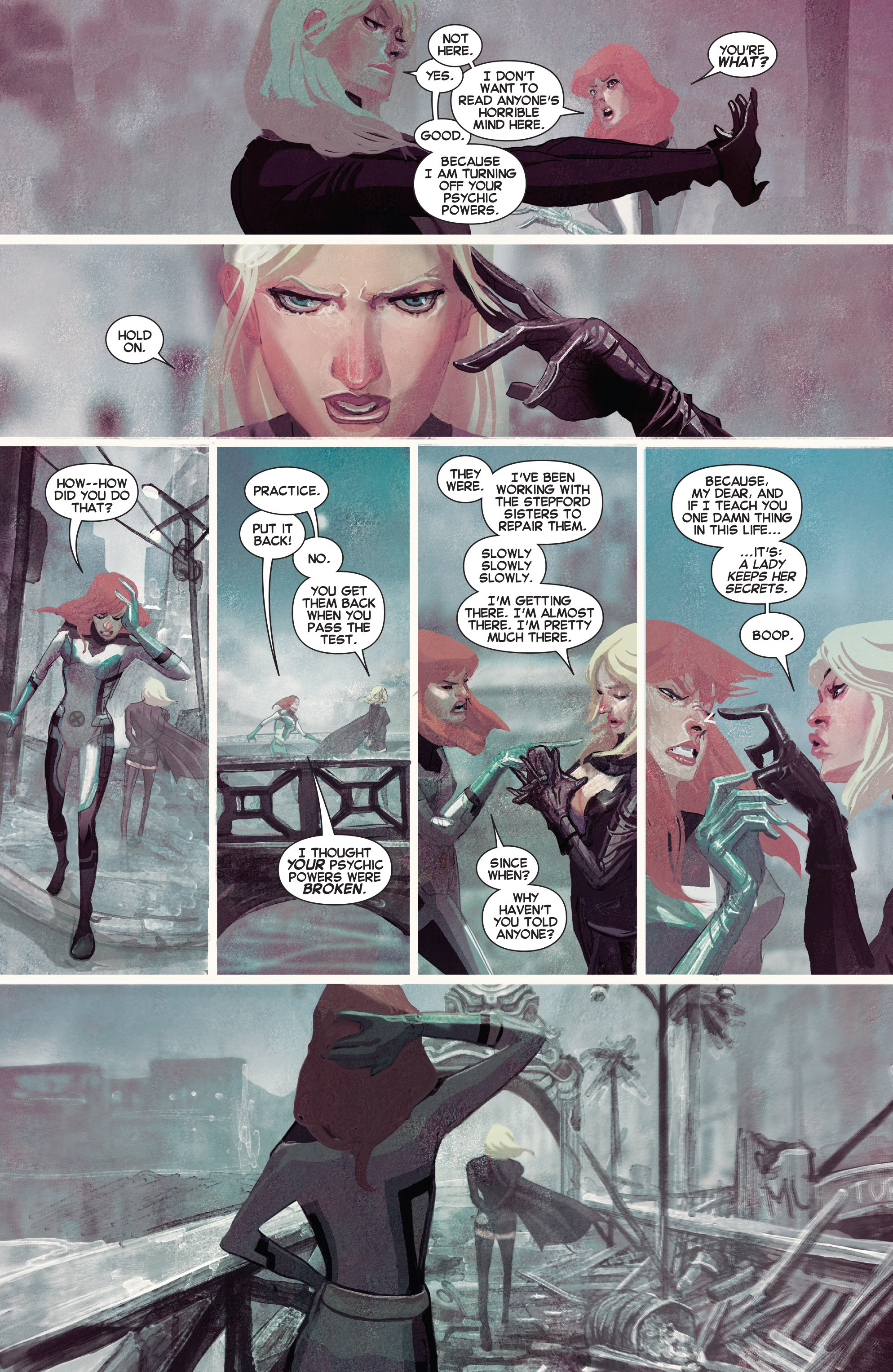 Read online All-New X-Men (2013) comic -  Issue #37 - 6