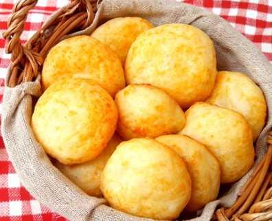 Como fazer pão de queijo de tapioca