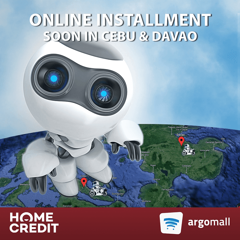Argomall expands Home Credit coverage to Davao and Cebu