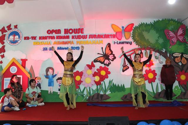 Open House KB-TK Kristen Kalam Kudus Surakarta 2019 Hari Kedua