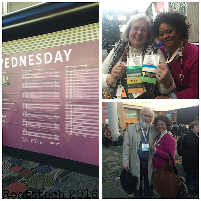 My RootsTech Journey! February 3rd, 2016 Wednesday - Day 1