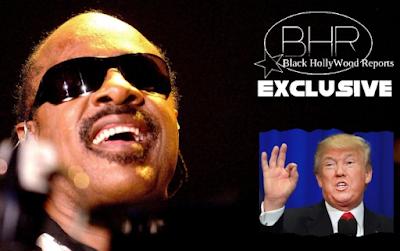 "Stevie Wonder Speaks On The 2016 Election ""Voting for Donald Trump Is Like Asking Me To Drive"""