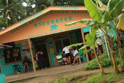 Centro de Informacion Turística de Tortuguero