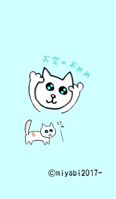 sora cat Theme!!