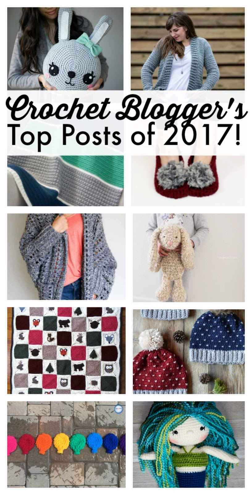 Crochet bloggers top free crochet patterns of 2017 marias blue crochet bloggers top free crochet patterns of 2017 bankloansurffo Choice Image