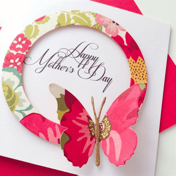 Handmade Mothers day Card_uptodatedaiy