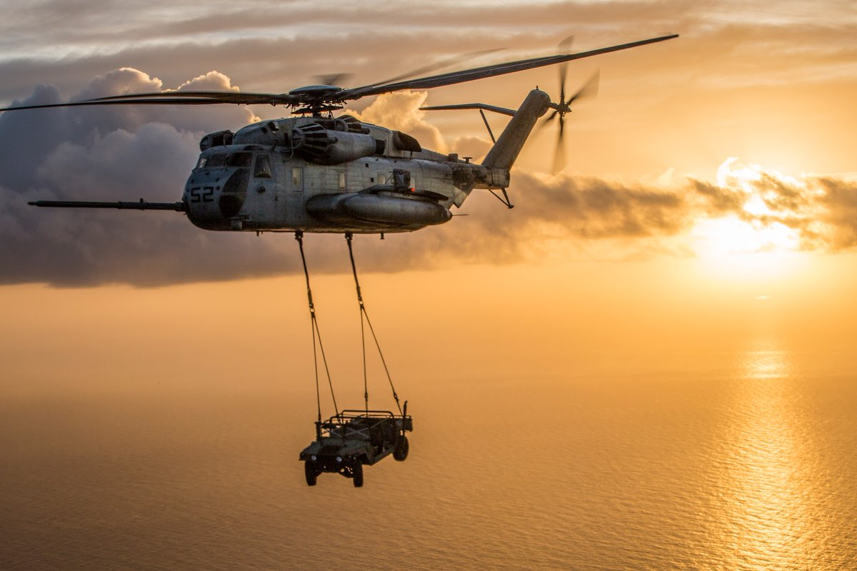 Asian Defence News: CH-53E Super Stallion helicopter ...
