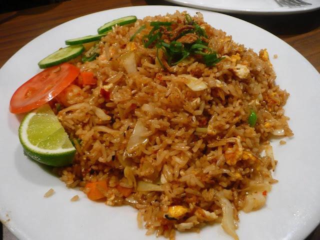 Resepi Nasi Goreng Mamak