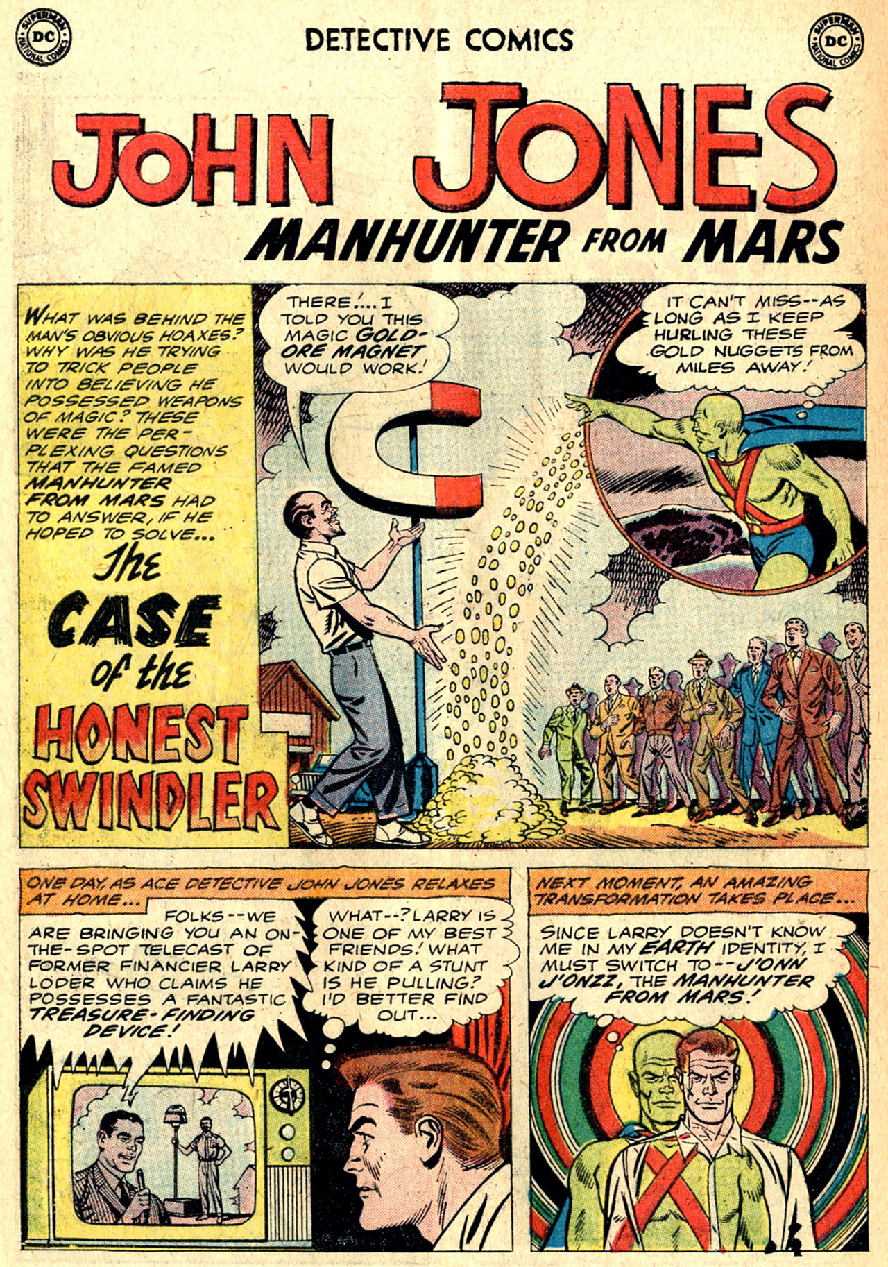 Detective Comics (1937) 288 Page 25