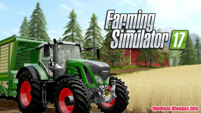 Download Game Farming Simulator 17 Full Cr@ck Fshare