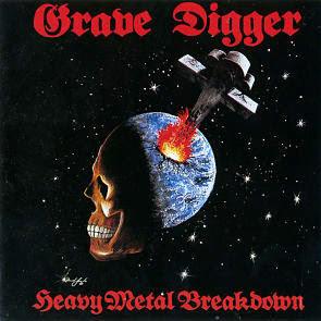 Grave Digger - Heavy Metal Breakdown