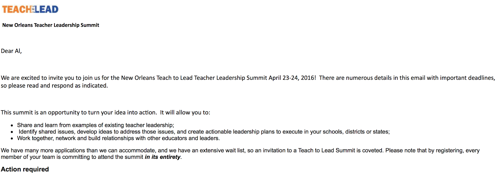 Cultivating Teacher Leaders Teachherpleaseblogspotcom Last March My Team Was Selected To Participate In A Teach Lead Leadership Summit New Orleans