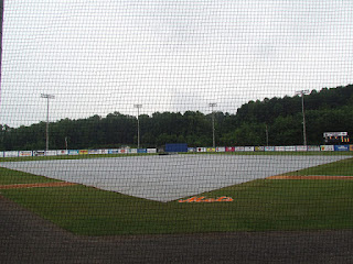 Home to center, Hunter Wright Stadium