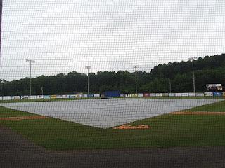 Home to center, Hunter Wright Stadium