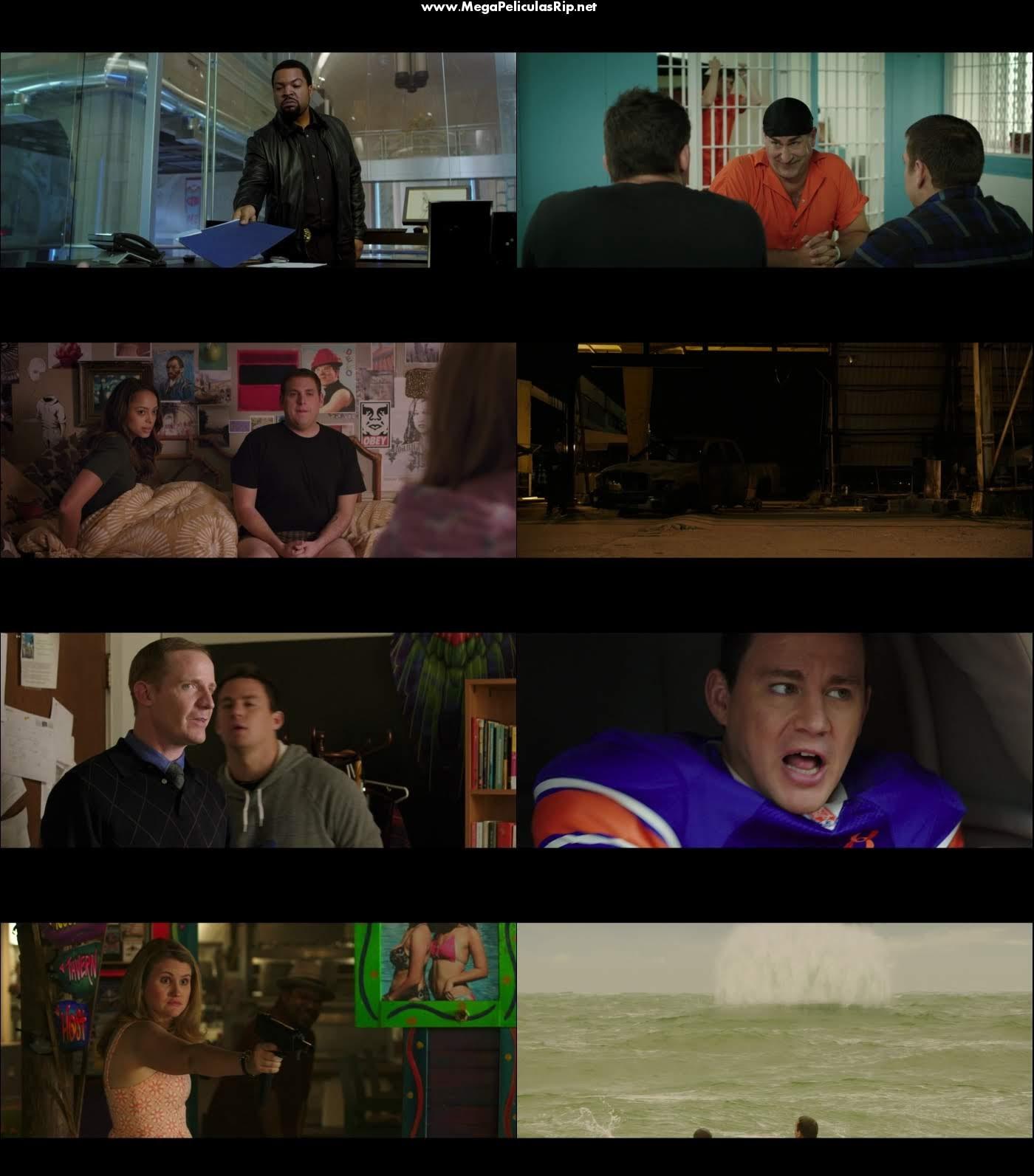 22 Jump Street 1080p Latino
