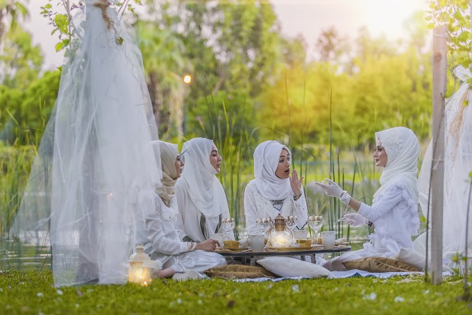 Ini Dia 4 Aksesoris untuk Jilbab yang Wajib Kamu Punya