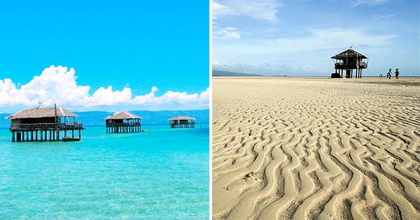 Manjuyod Island