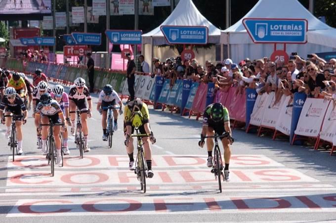 WNT Madrid Challenge by La Vuelta 2018 - 2ª etapa