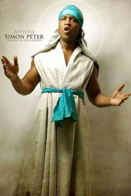 apostle simon peter