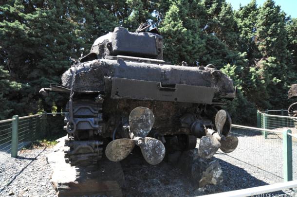 dd tank d day - photo #30