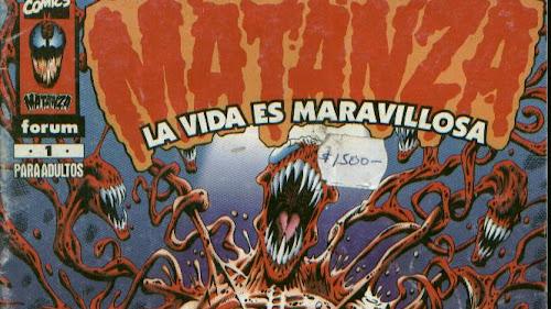 Carnage: It's A Wonderful Life [1/1] [Español] [PDF] (MEGA)
