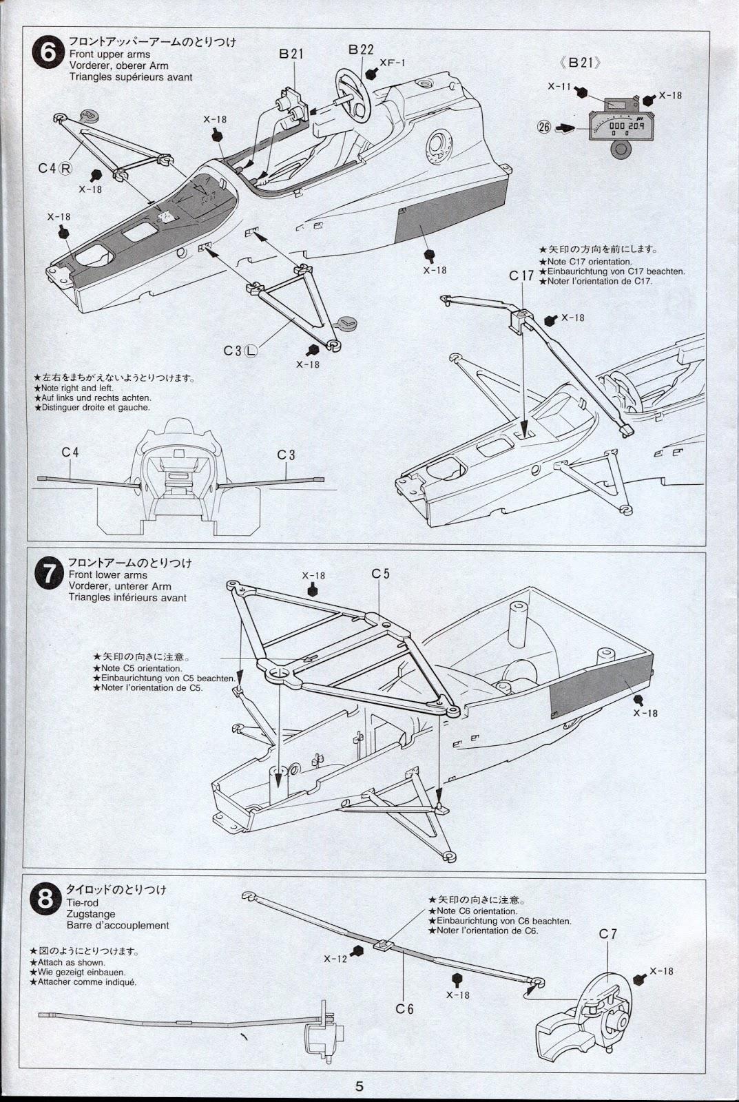 Mundo Miniatura: Newman Haas K Mart Texaco Lola T93/00