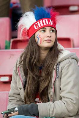 Mujeres Hermosas Chile
