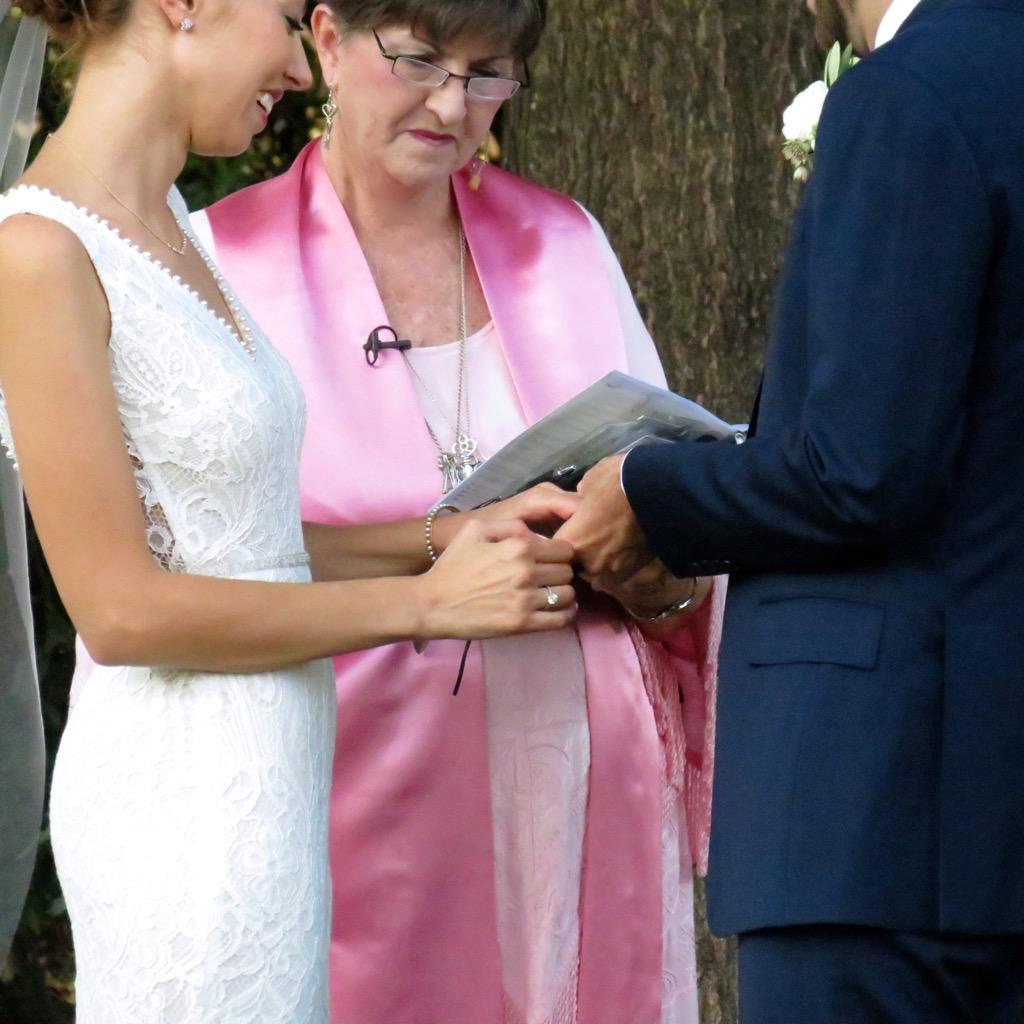 Raleigh Wedding Blog: Dana and Ryan\'s Wonderful Wedding at the ...