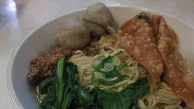Mie Ayam Grabyas Red Door