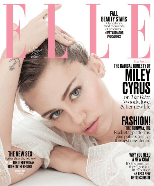 Miley Cyrus arremete contra Mariah Carey