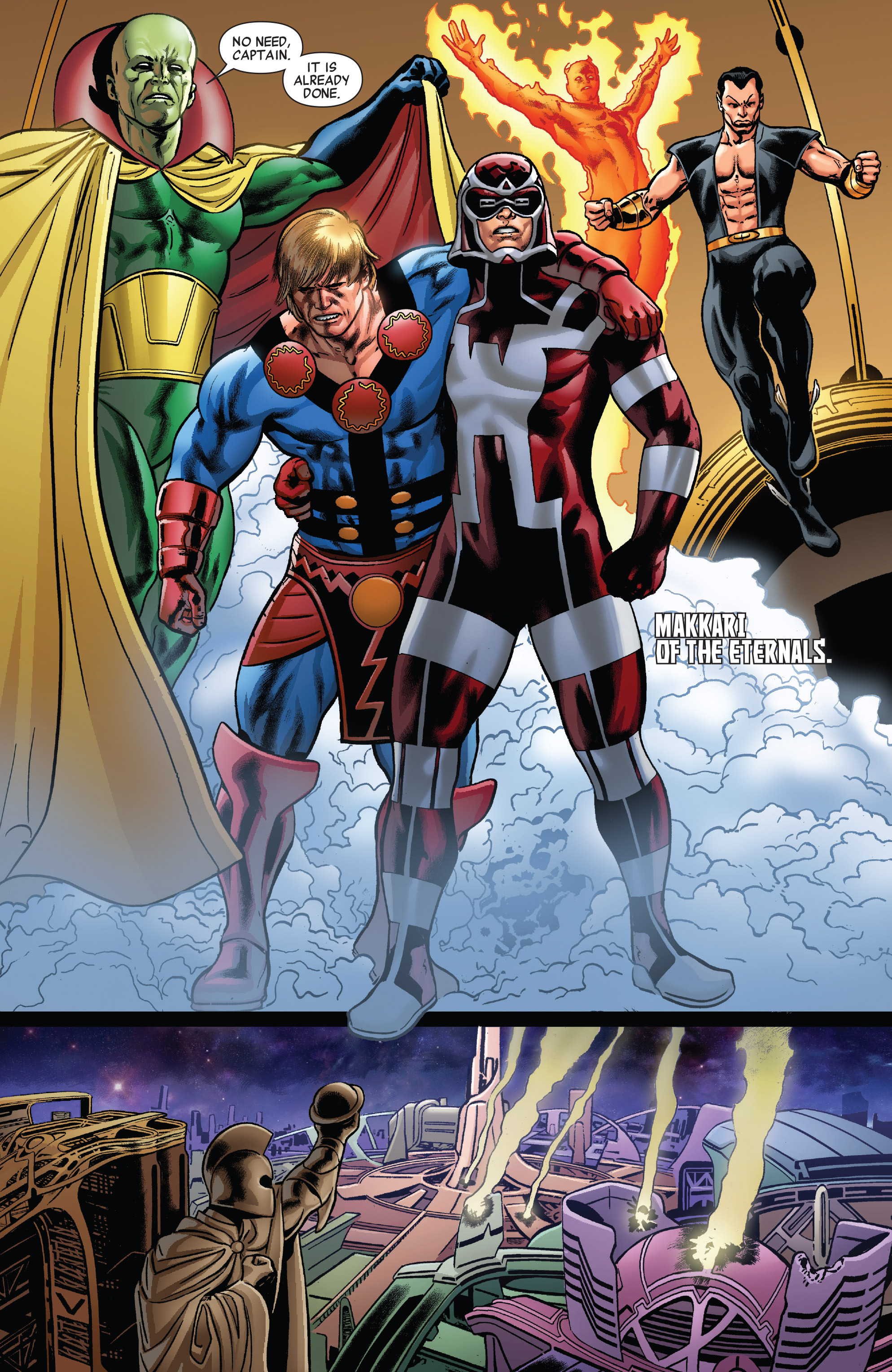 Read online All-New Invaders comic -  Issue #5 - 15