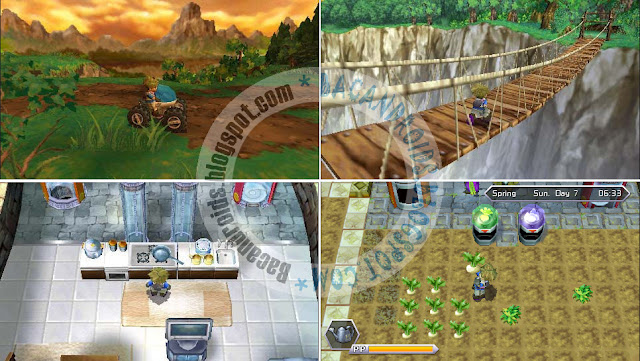 Download game Game Innocent Life A Futuistic Harvest Moon