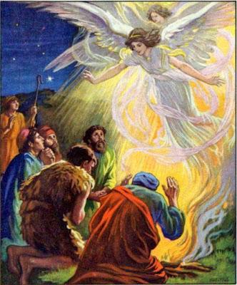 Advent: A második vasárnap Angyala